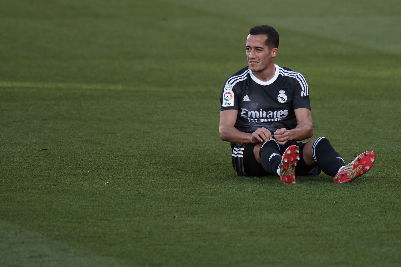 Sometimes, Real Madrid is just exhausting