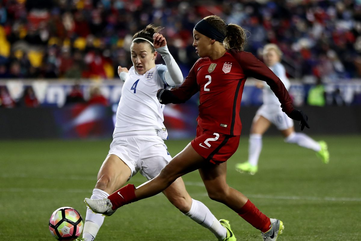 2017 SheBelieves Cup - United States v England