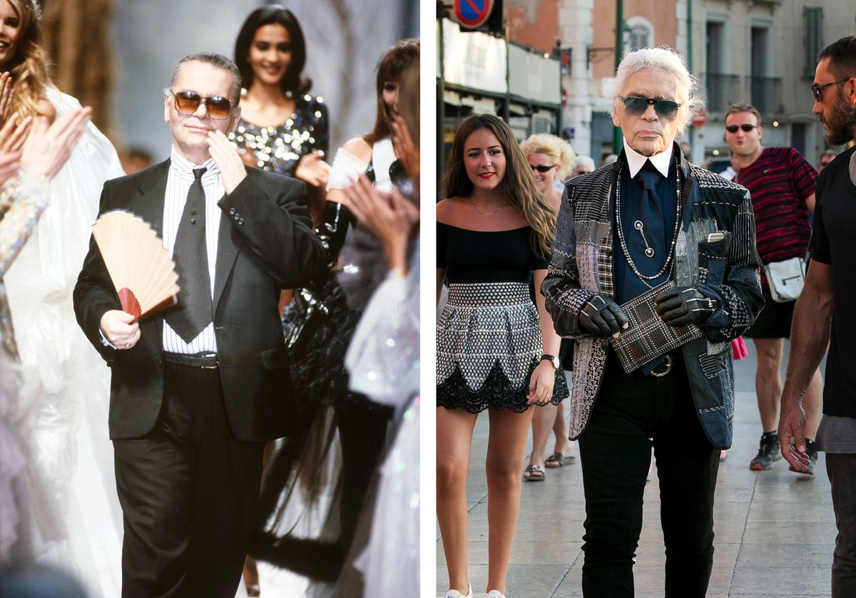 Karl Lagerfeld Lost 92 Pounds Using A Diet He Called A