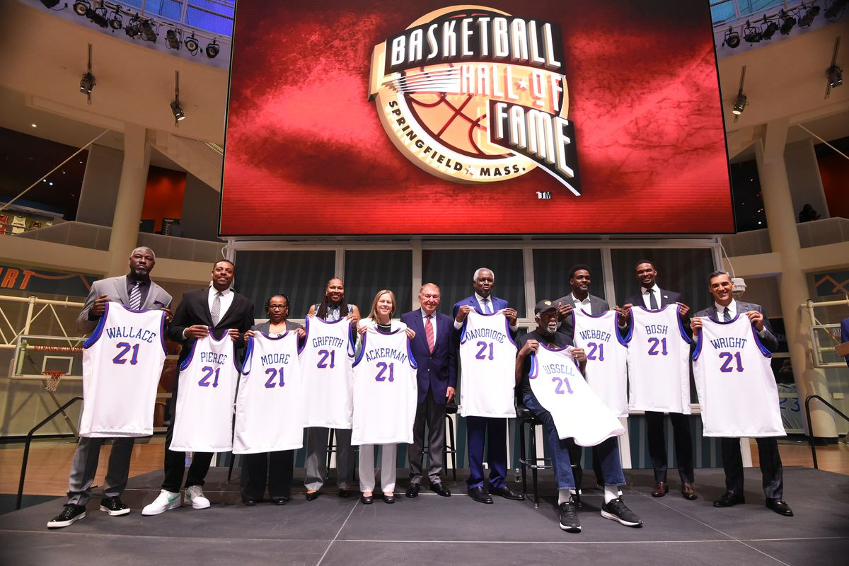 Class of 2021 Basketball Hall of Fame Announcement