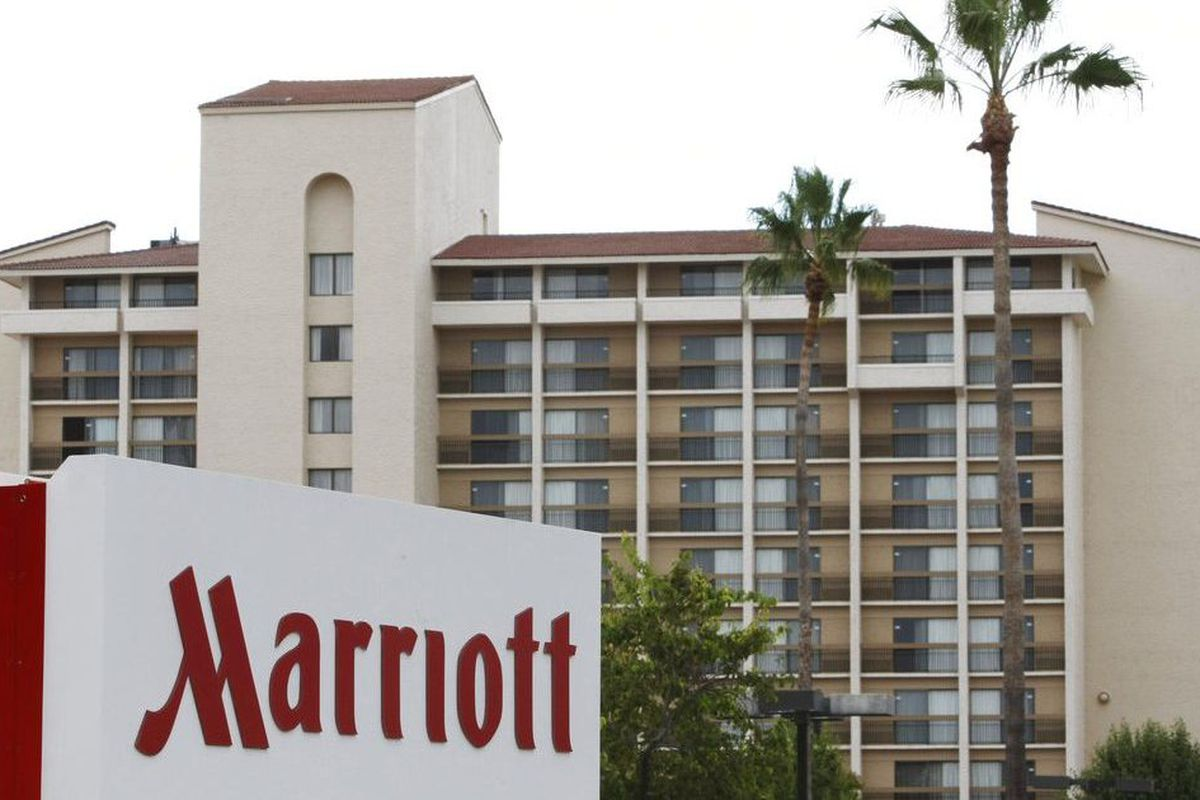 45d1065e2b Marriott says fewer guest records were involved in a previously announced data  breach than it initially disclosed.
