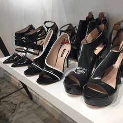 Assorted $200 shoes