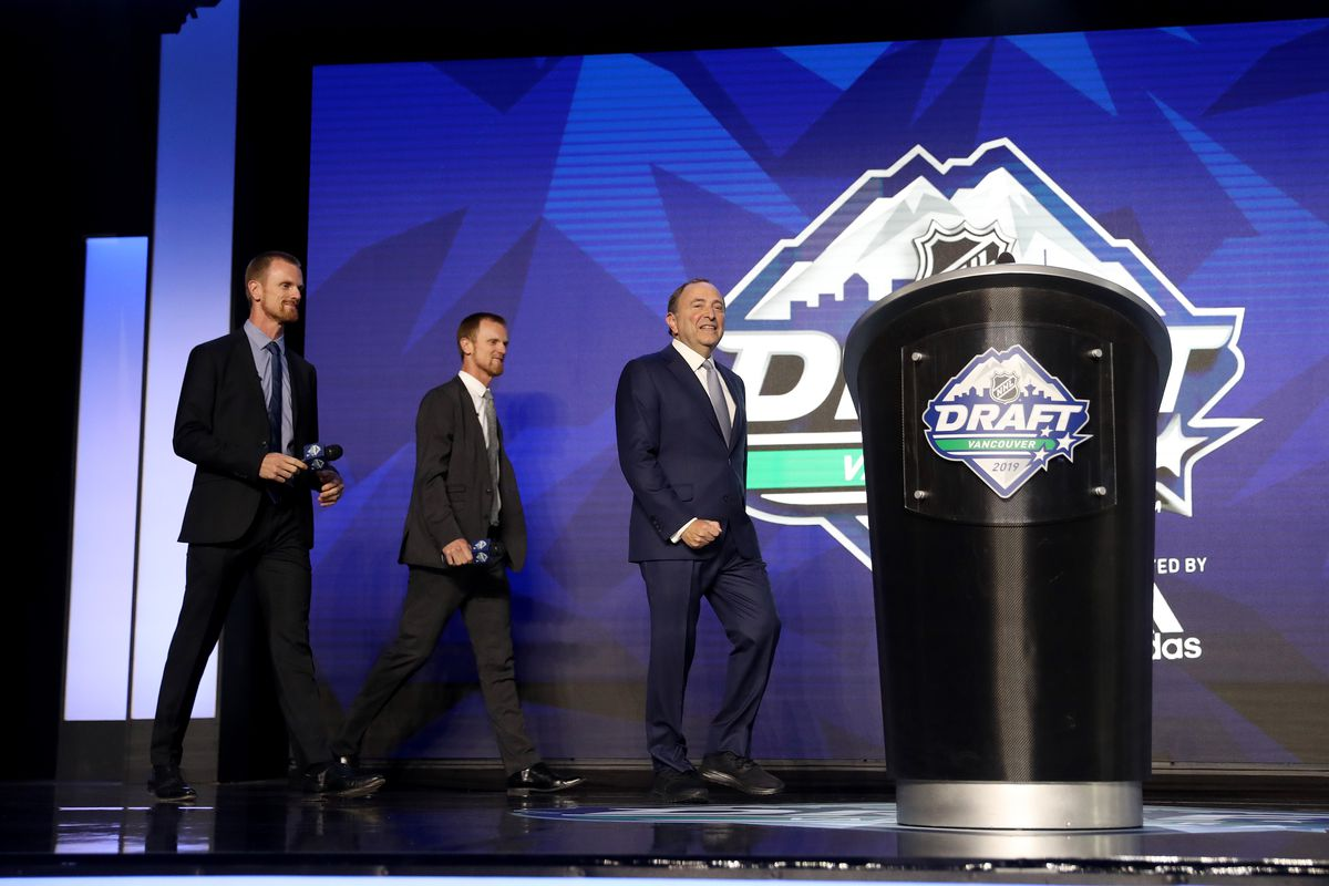 sports shoes f4da1 446a4 The six pack of teams that did the best at the NHL Draft