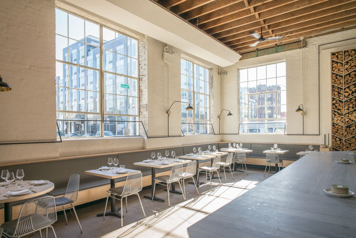 Here is a Look at Missy Robbins' Lilia, Opening Tonight in Brooklyn