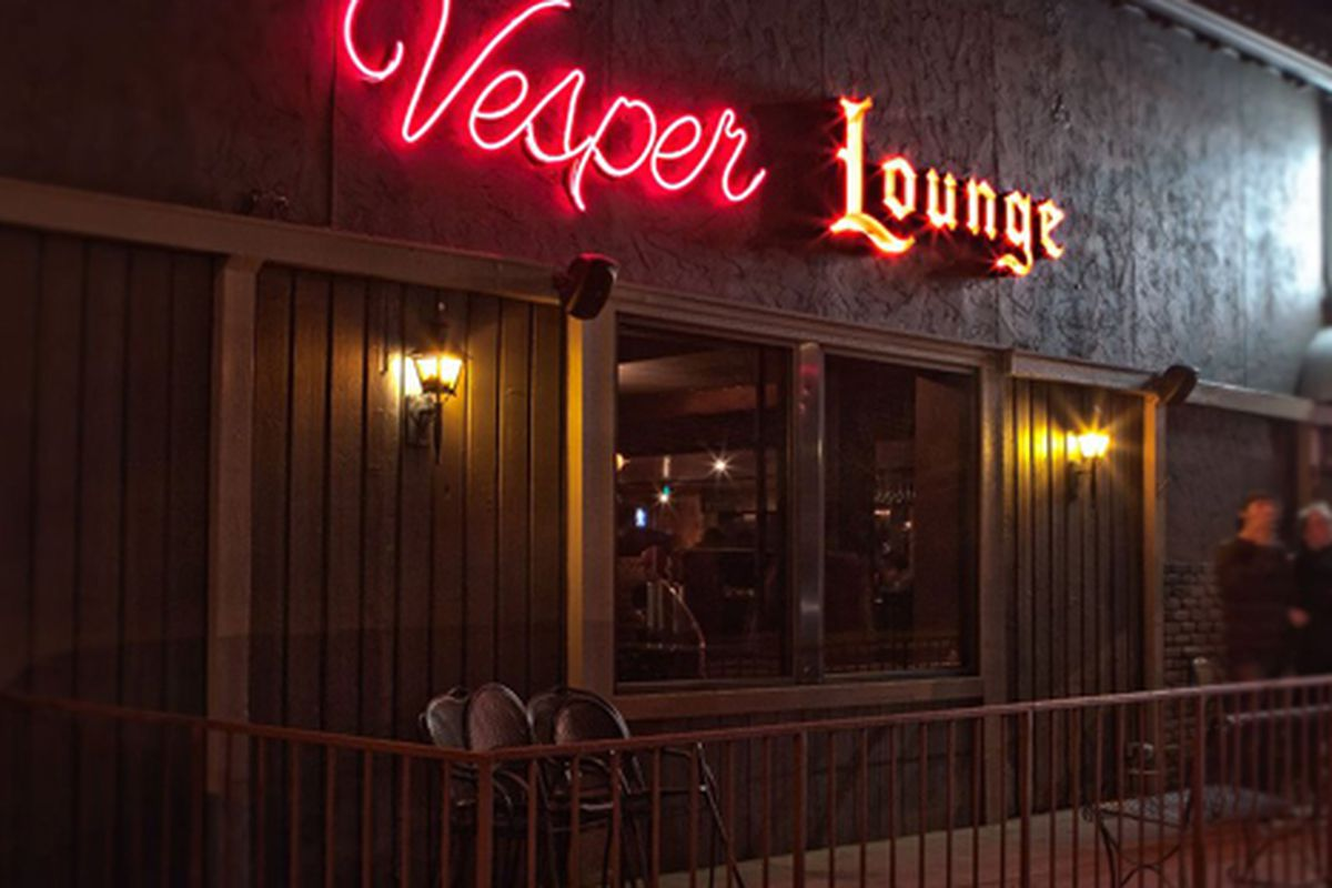Vesper Lounge.