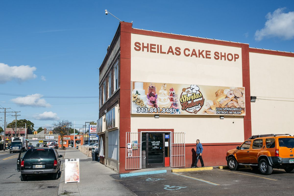 sheila's bakery