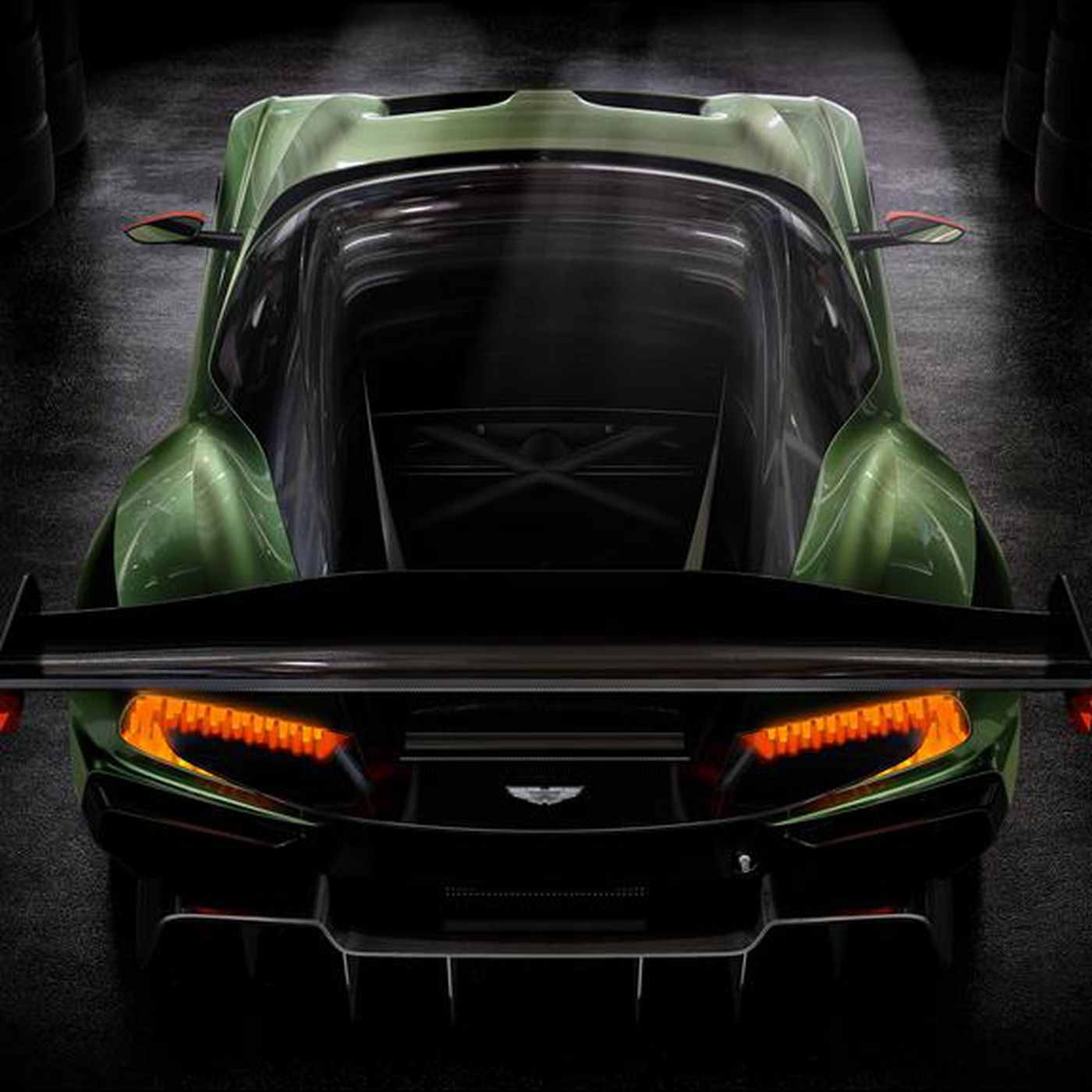 This Is The Vulcan Aston Martin S Craziest Car Ever The Verge