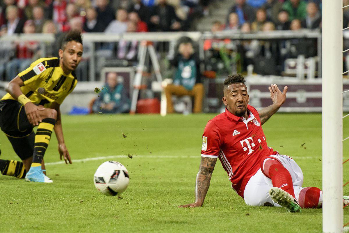 Bayern Muenchen v Borussia Dortmund - Bundesliga
