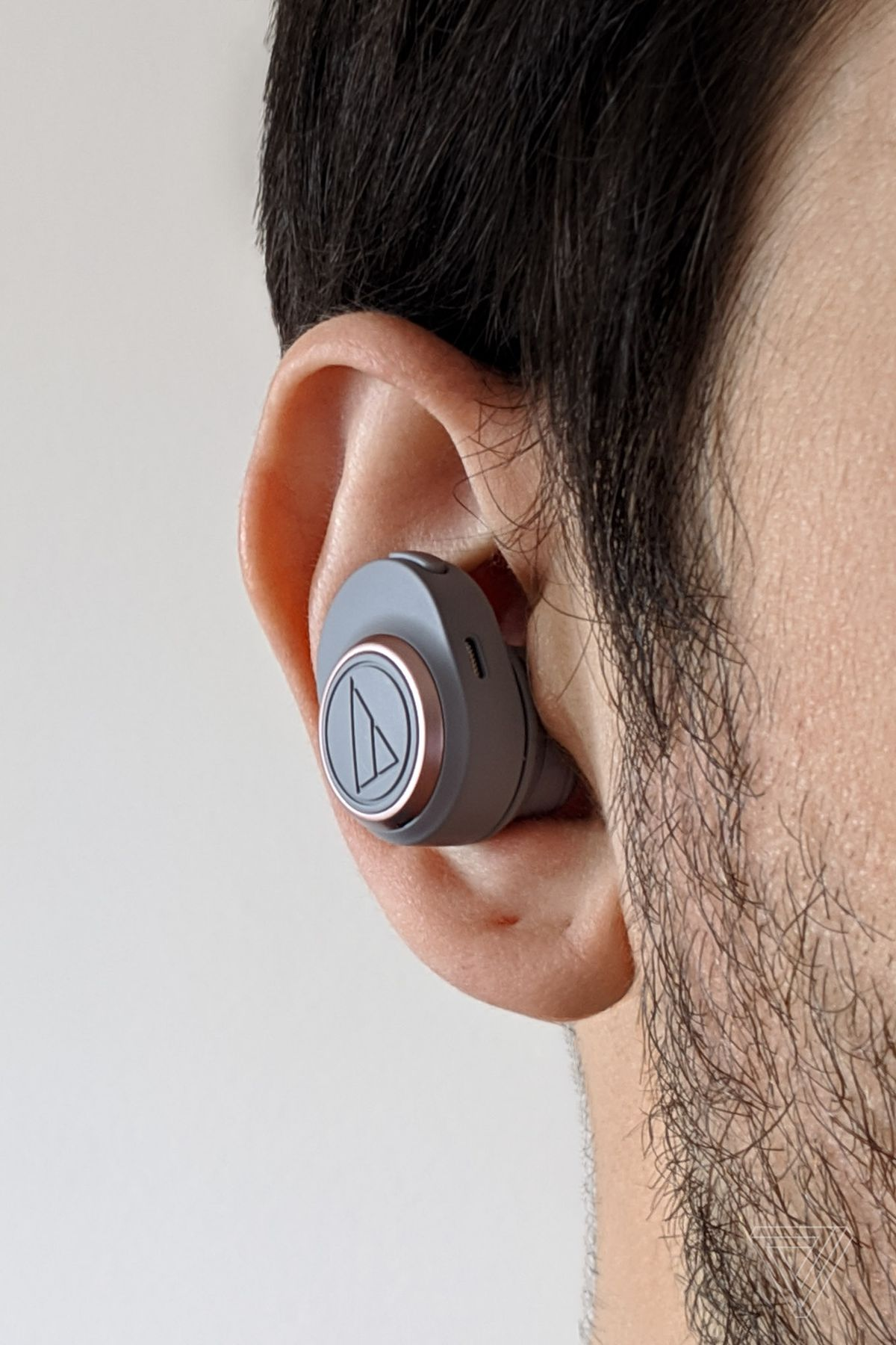 design Audio-Technica ATH-CKR7TW