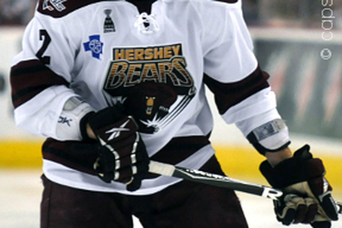 """Patrick McNeill via <a href=""""http://capsinpictures.blogspot.com/2010/06/hershey-bears-vs-texas-stars-round-4_04.html"""">Caps In Pictures</a>"""