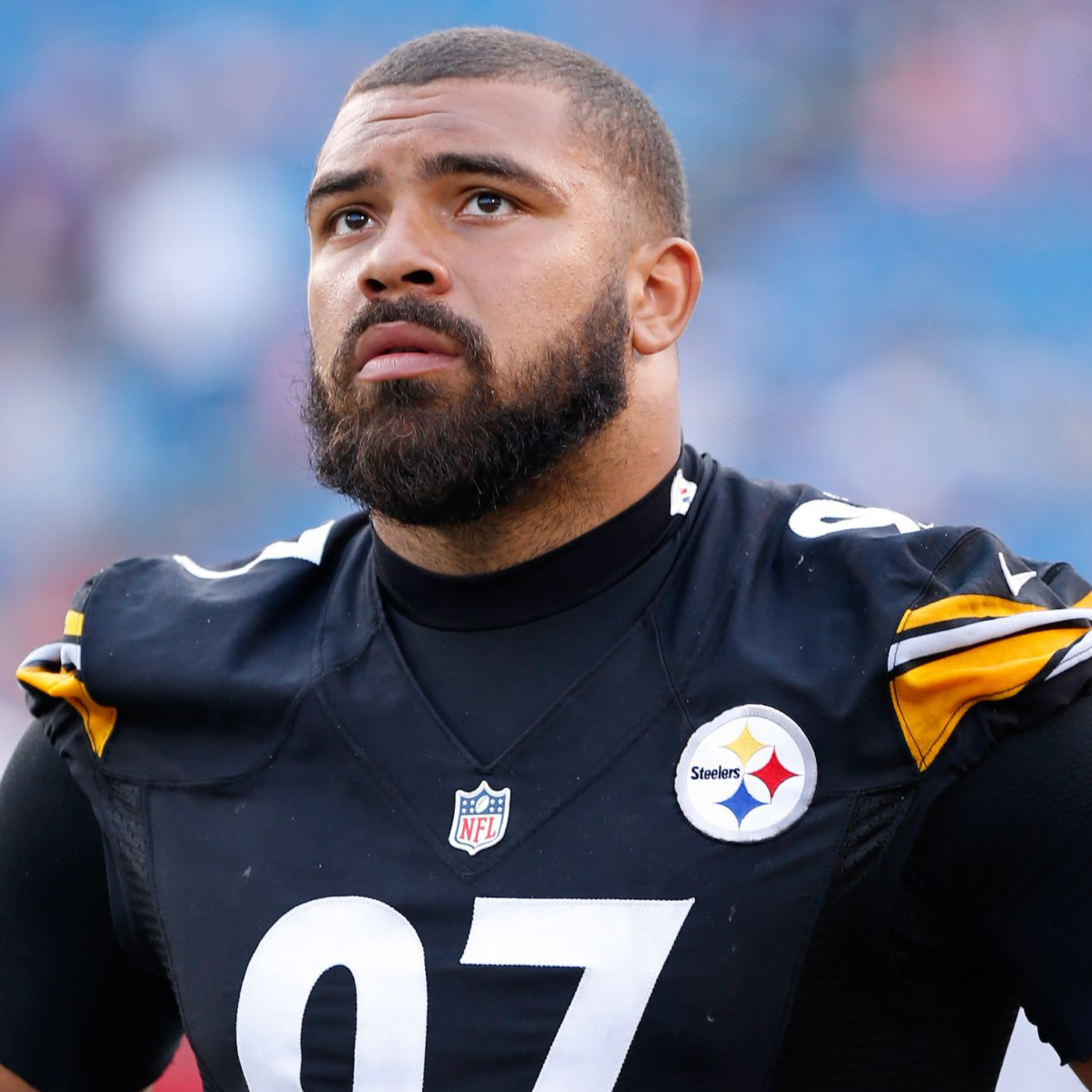 huge selection of 2690c c4795 Steelers Cameron Heyward and Stephon Tuitt both fined nearly ...