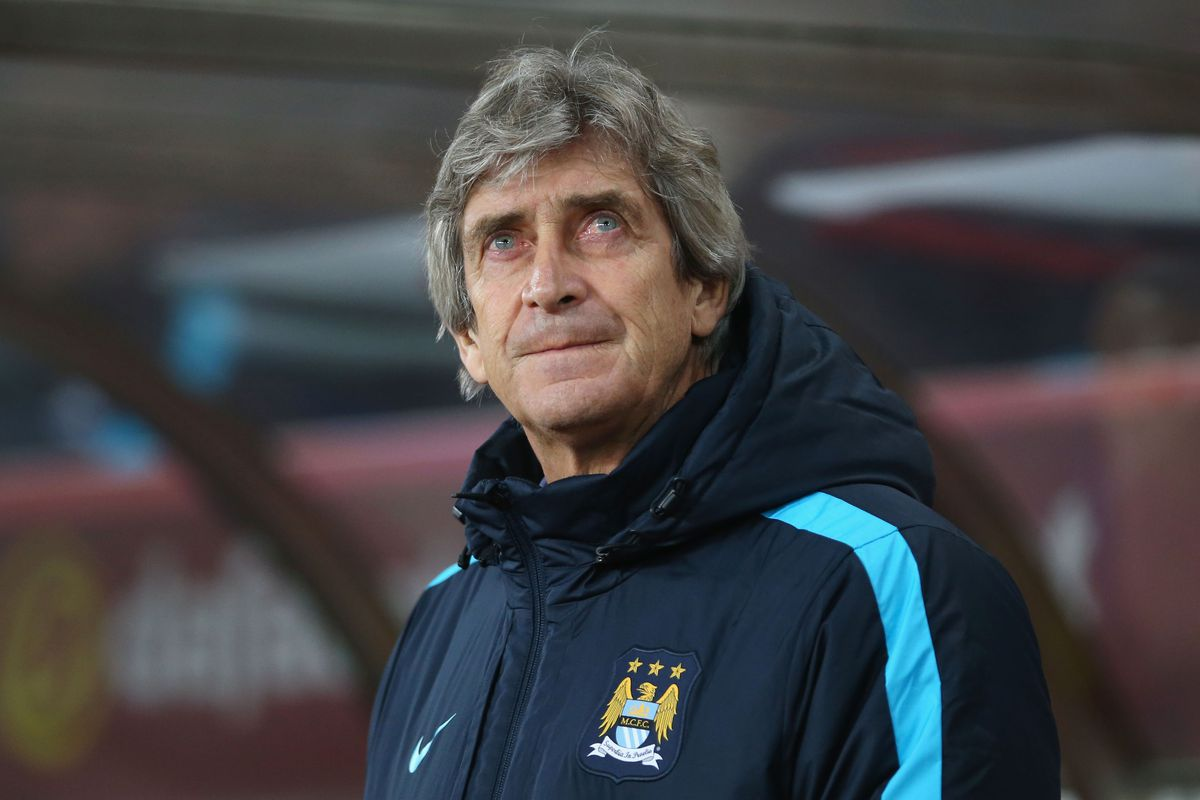 Can Pellegrini leave Manchester City with a title? This weekend will be key.