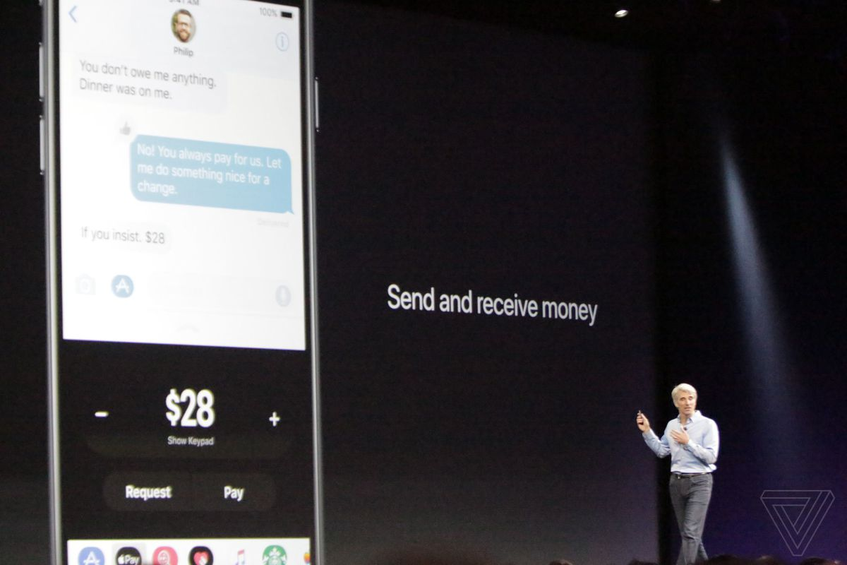 Apple taking on Venmo with peer-to-peer payments