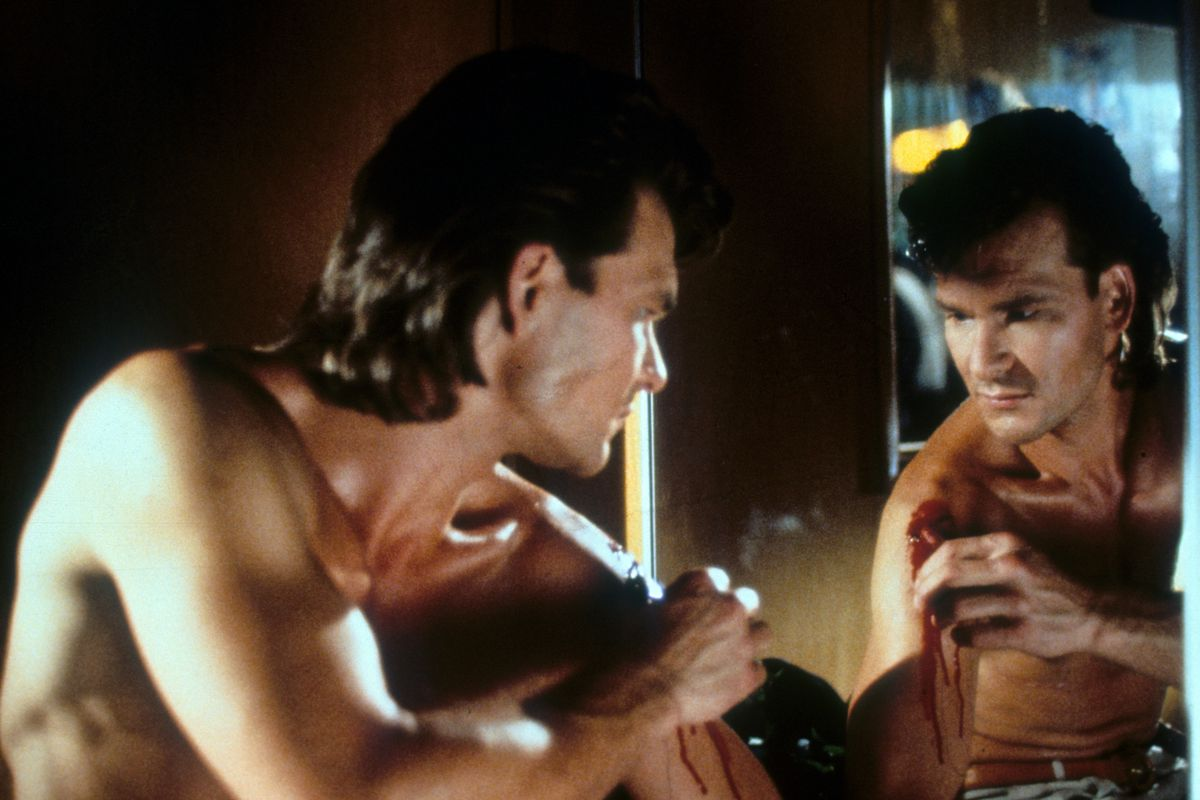 Patrick Swayze In 'Road House'