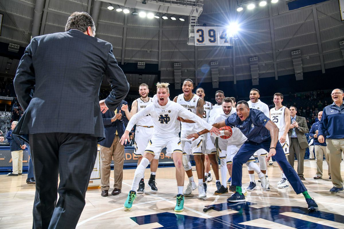 Notre Dame Basketball vs  NC State, Detailed Recap: Mike