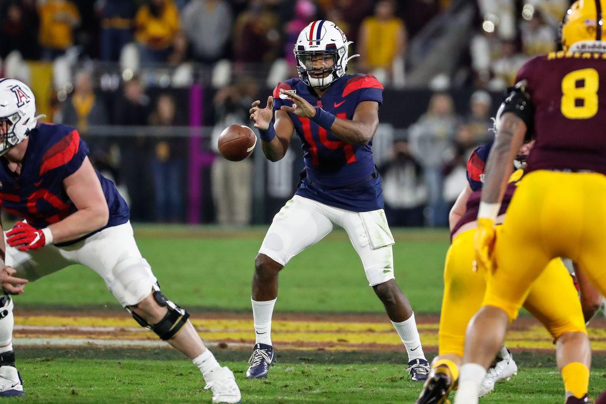Khalil-Tate-Arizona-Wildcats-philadelphia-eagles-contract-receiver-2021