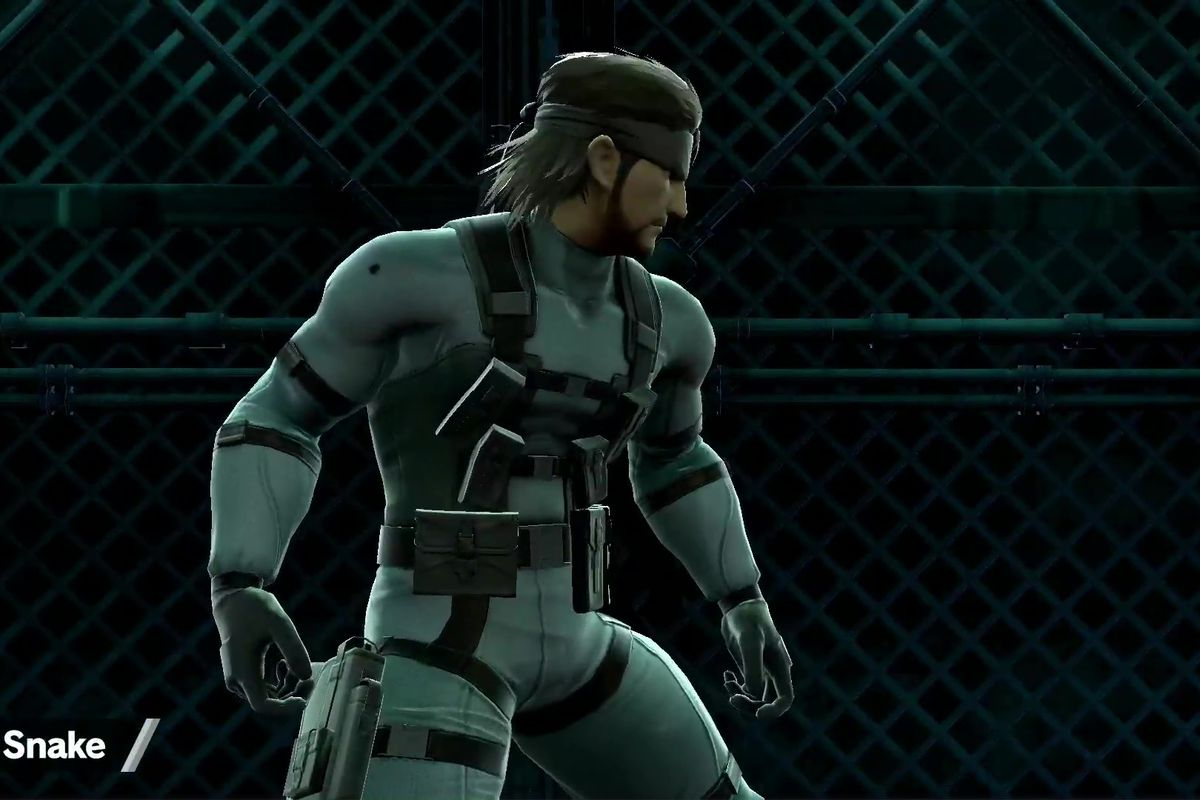 david hayter returns as voice of solid snake in super