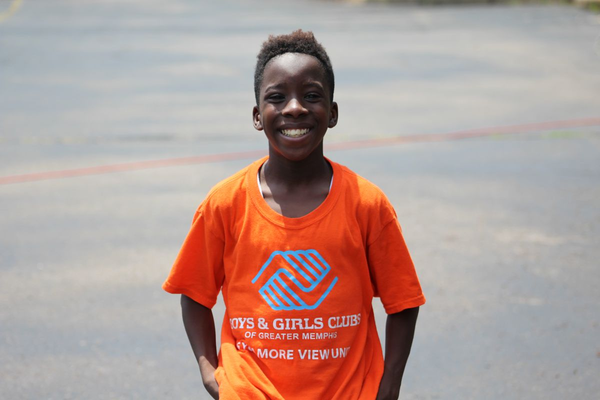 The Boys & Girls Club operates seven clubs in Memphis.