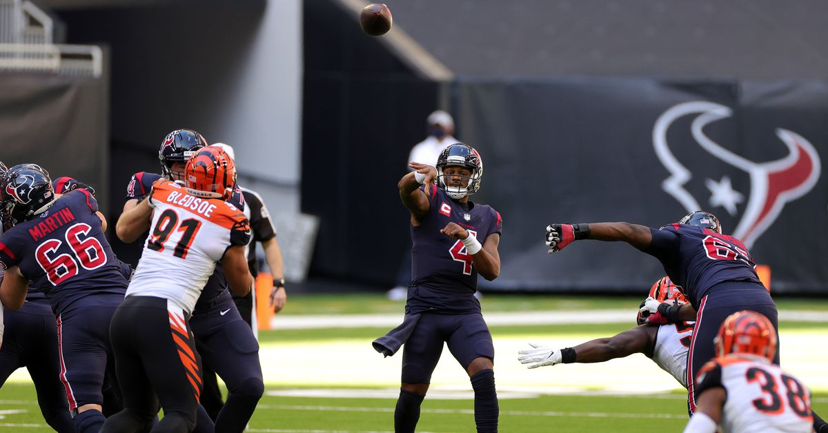 BRB Groupthink: The Possibility of a Looming Deshaun Watson Trade