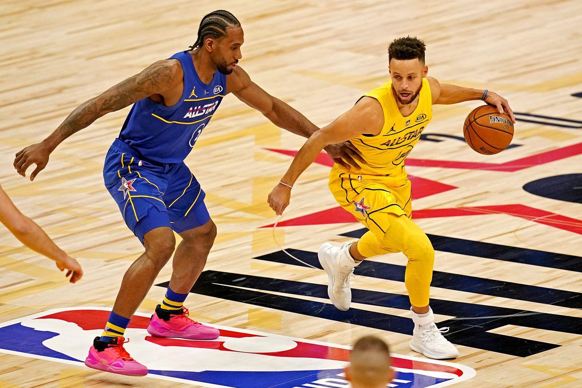NBA: All Star Game-Team Lebron vs Team Durant