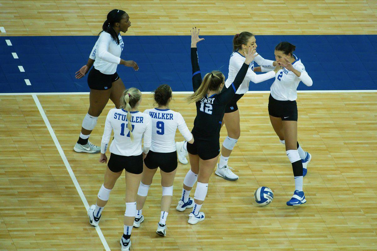 NCAA Volleyball: Women's Volleyball Championship-Kentucky vs Washington