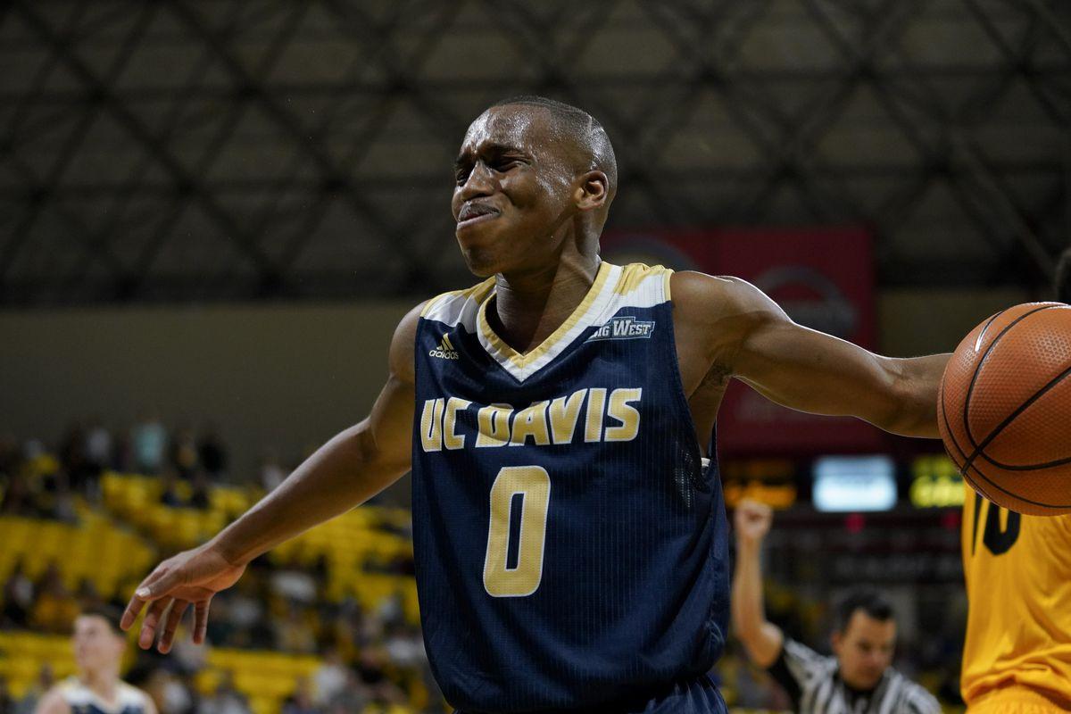 NCAA Basketball: UC Davis at Long Beach State