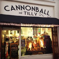 Images via Cannonball and Tilly