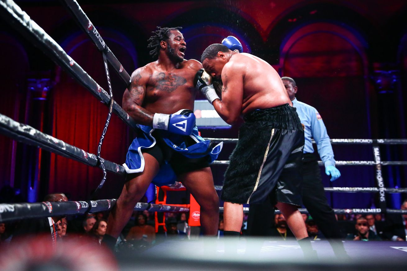 LR SHO FIGHT NIGHT FRANKLIN VS BOOKER TRAPPFOTOS 04132019 9267.0 - Franklin-Forrest, Wallin-Flores set for July 12 ShoBox
