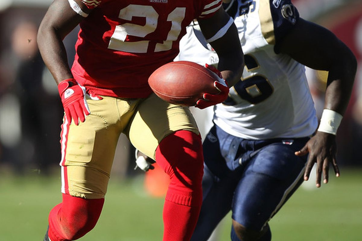 Frank Gore was taken 60 picks after Cadillac Williams. Decide for yourself who the better player is.
