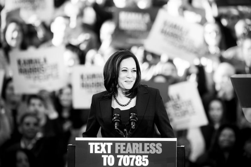 Sen. Kamala Harris (D-CA) launched her presidential campaign in Oakland, California, on January 27, 2019.