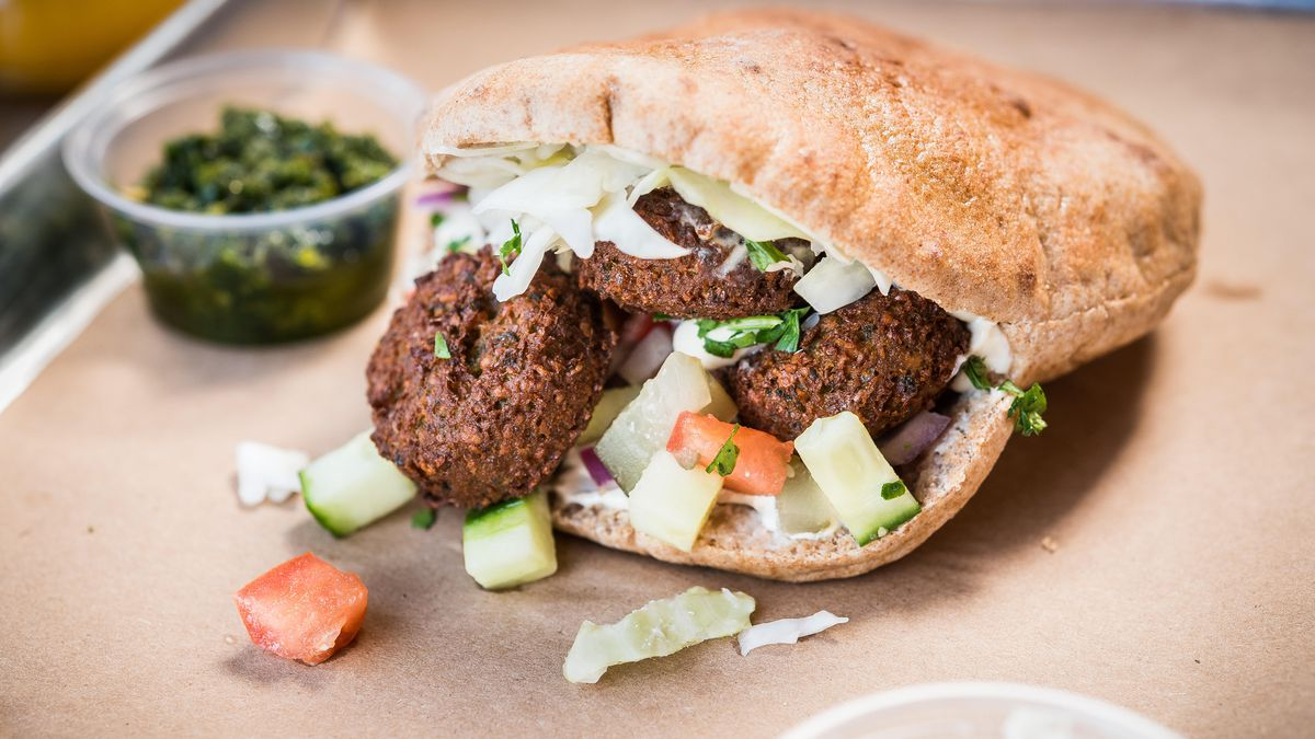 Falafel from Shouk