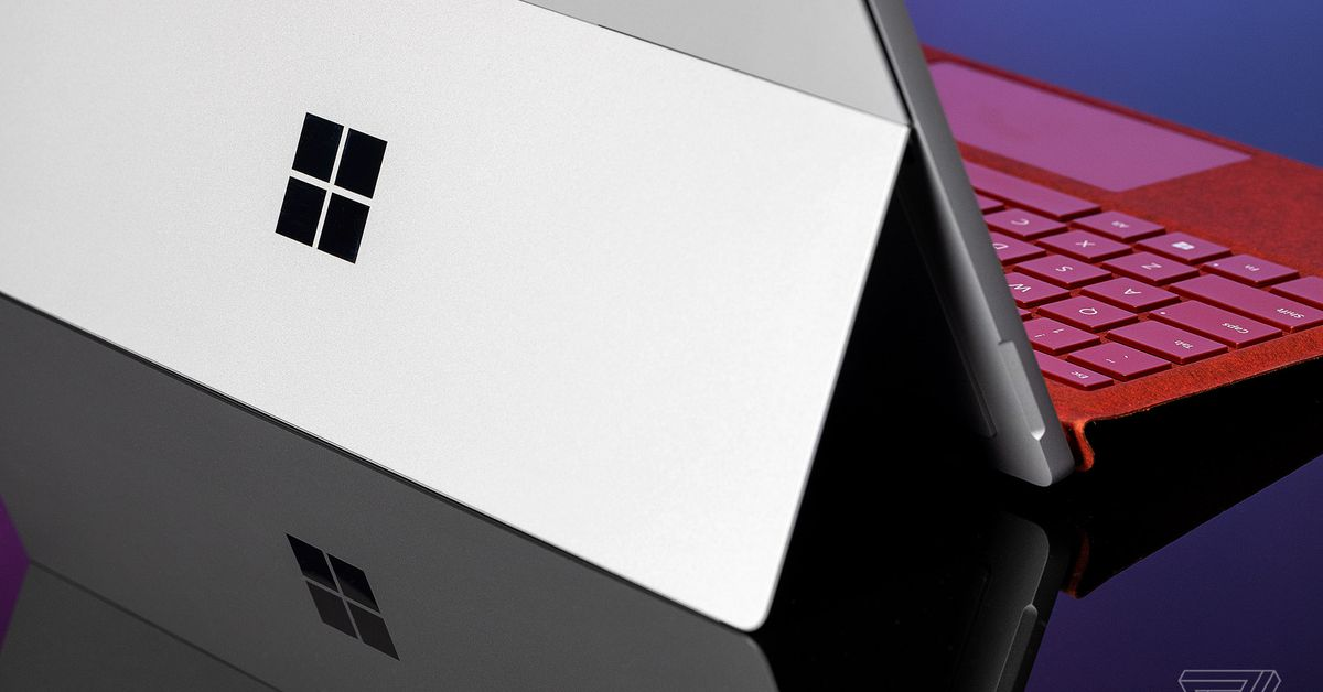 Microsoft gets ready to launch the Surface Pro 8 I've been waiting for years