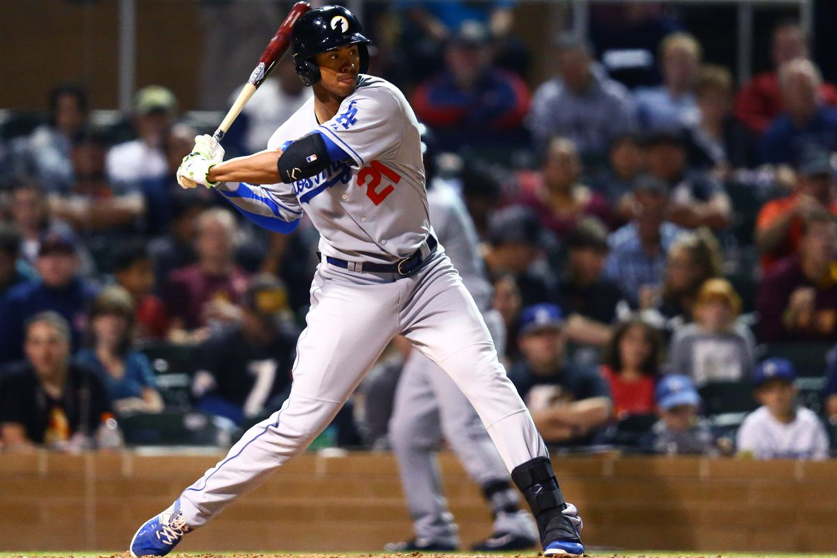 Jacob Scavuzzo is ranked as the 28th-best Dodgers prospect heading into 2016.