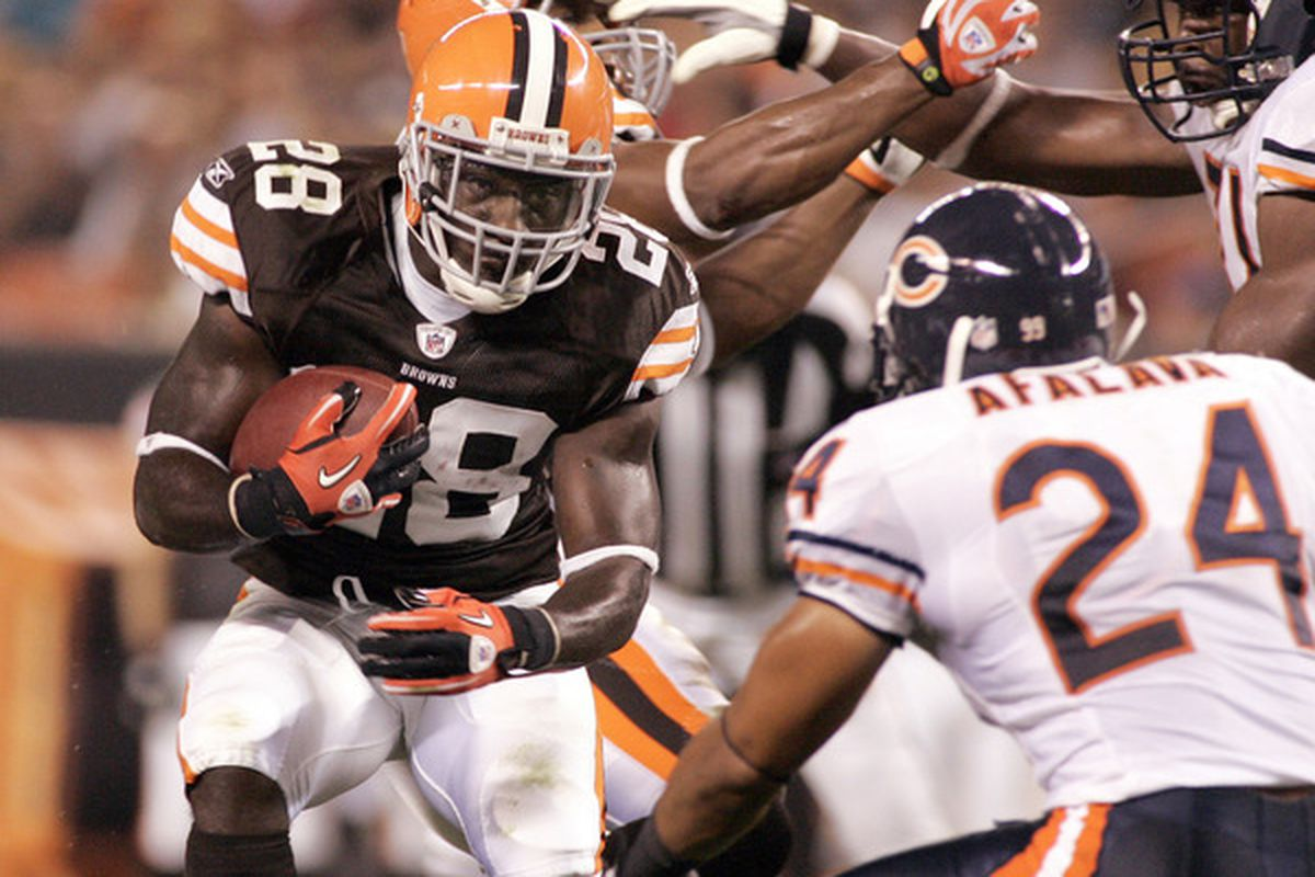 Could James Davis be the spark the Cleveland Browns need to ignite their offense against the Baltimore Ravens this Sunday?