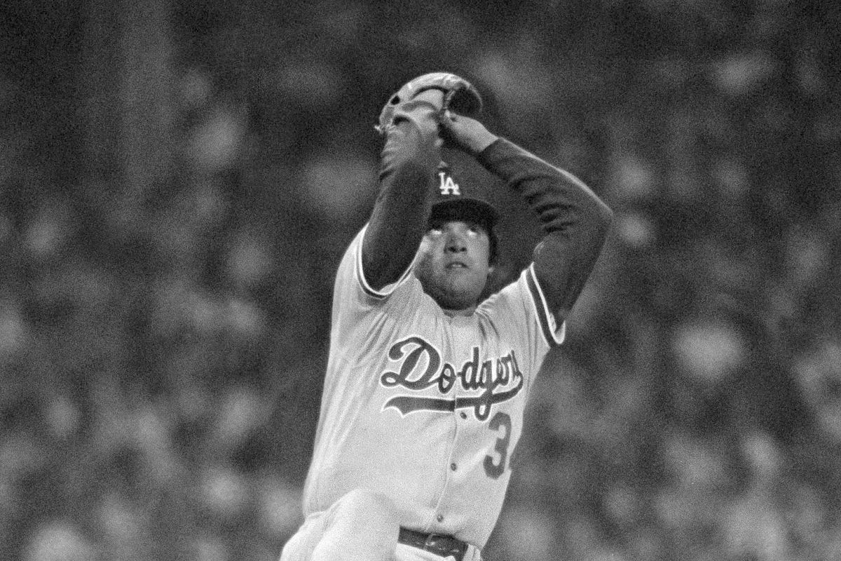 Los Angeles Dodgers pitcher Fernando Valenzuela  was one of the stars of the 1981 baseball season.