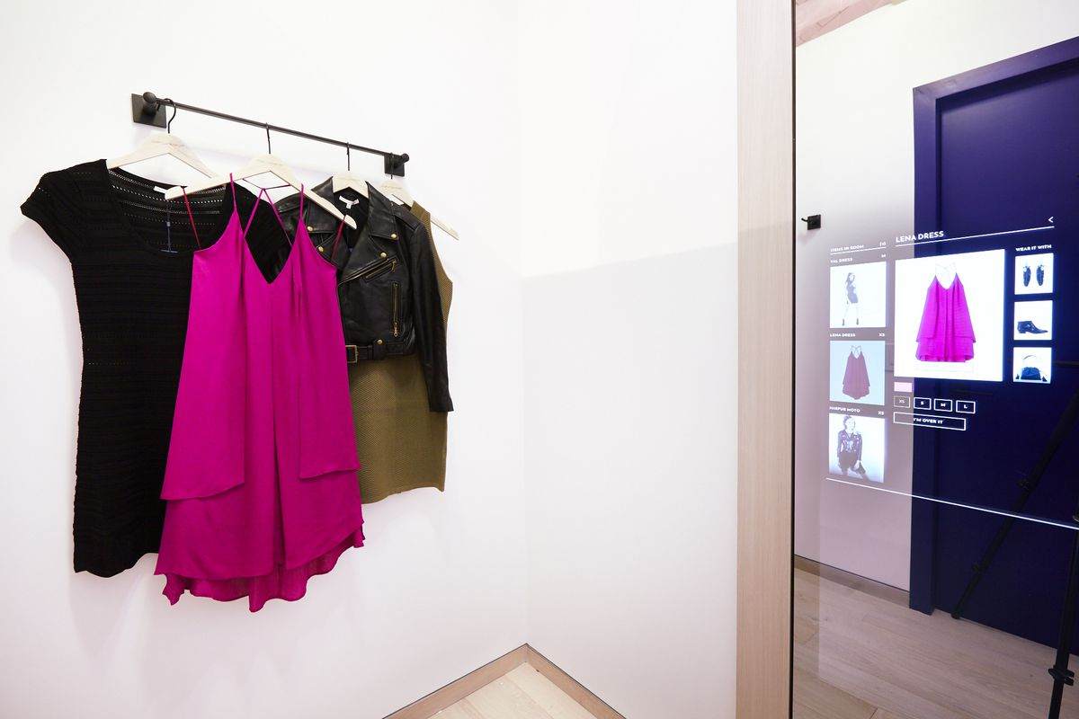 Photos: Rebecca Minkoff's High-Tech Melrose Shop Is the Future of Retail
