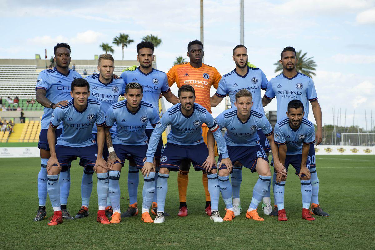 Resultado de imagen para New York City FC 2018