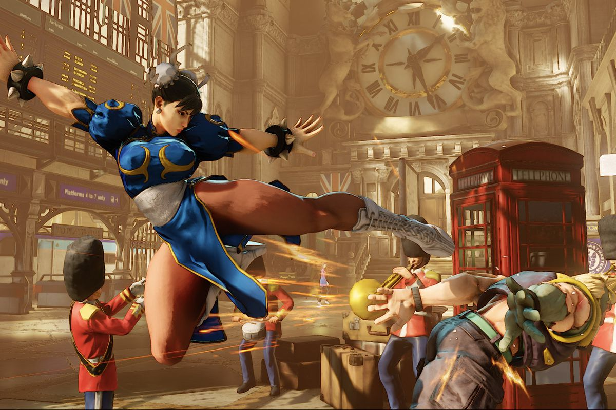 Street Fighter 5's DLC characters can be earned for free