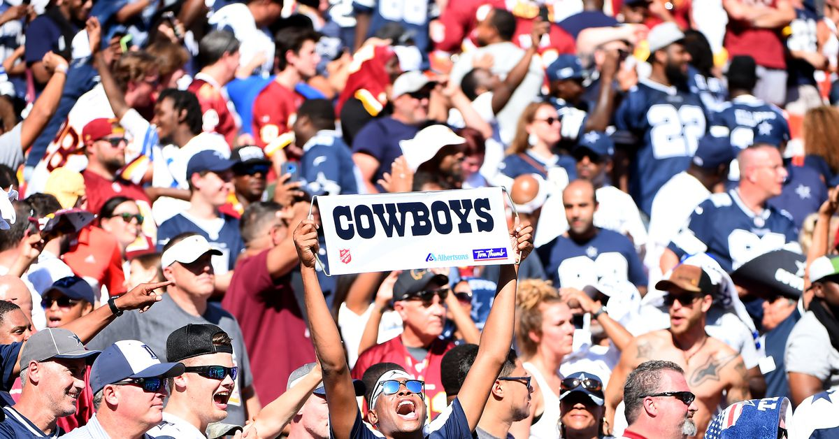 """Trolling The Nation doubleheader: """"Cowboys are going to win the NFC East by Thanksgiving."""""""