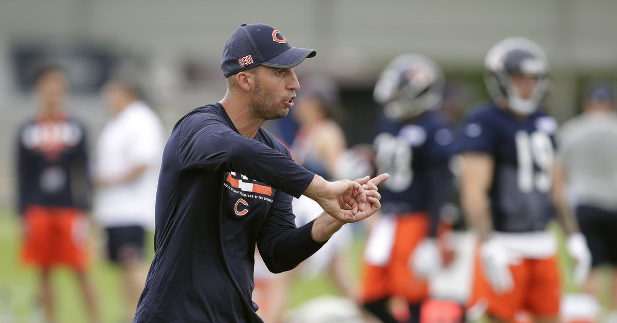 Falcons reportedly may add Bears passing game coordinator Dave Ragone to Arthur Smith's staff