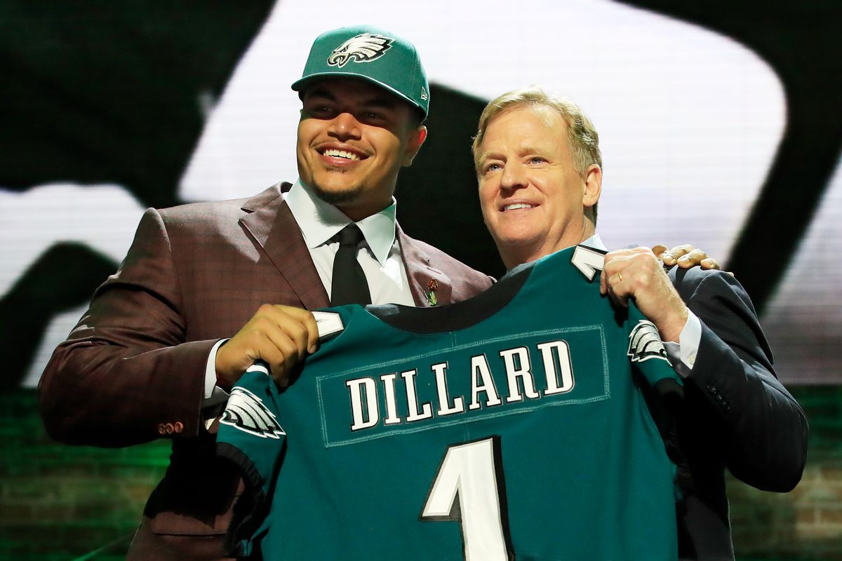 8b2a260c Eagles News: PFF says Philadelphia got two of the biggest steals in ...