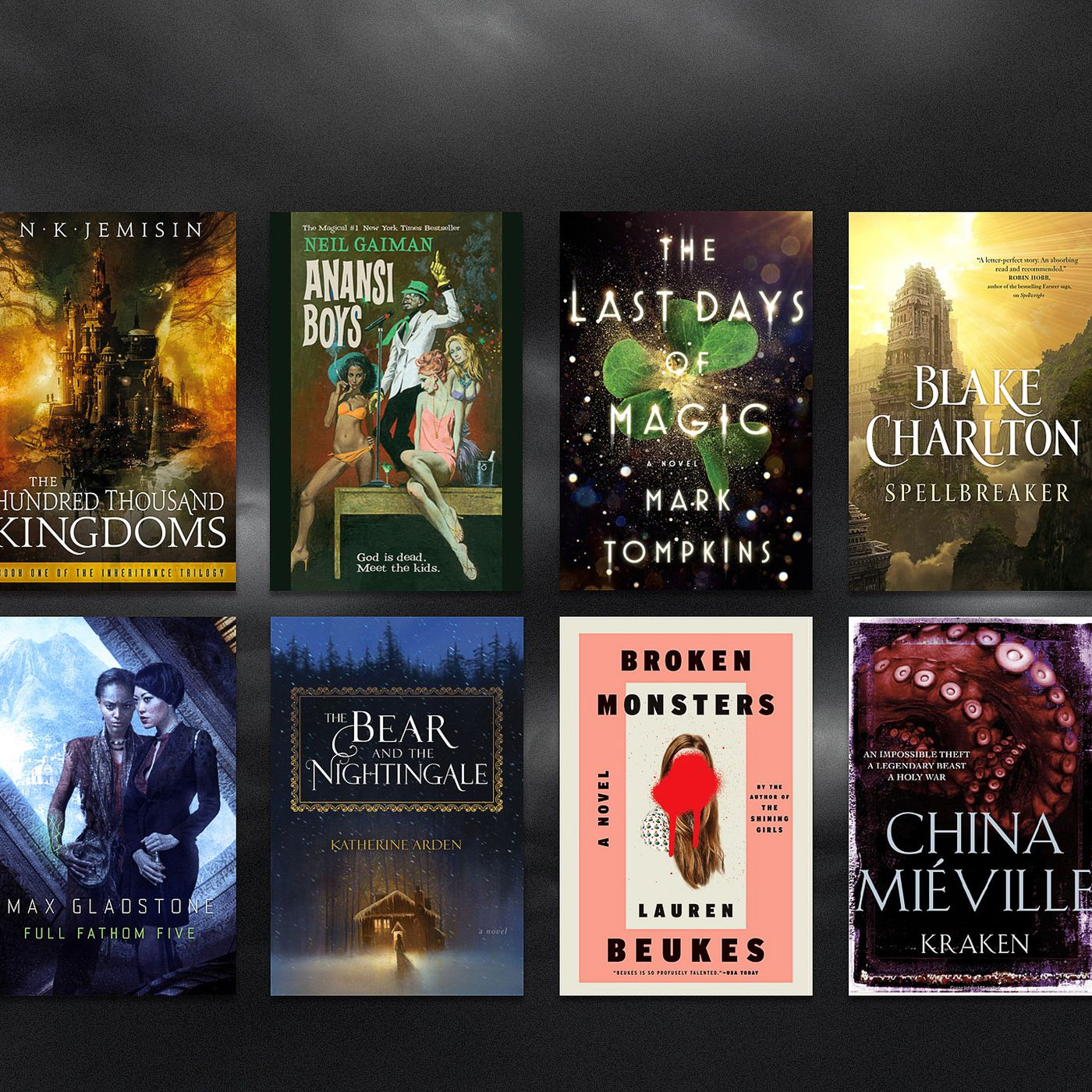 8 stories to read while you wait for the next season of