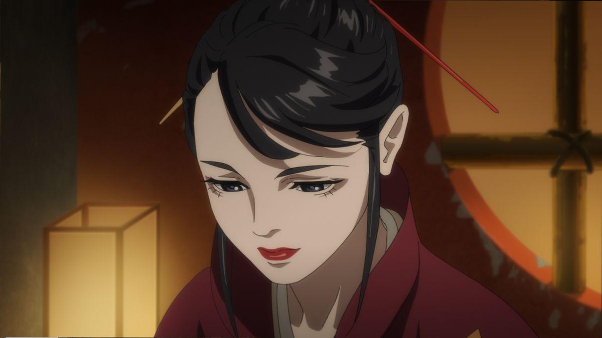 Ichika in Yasuke