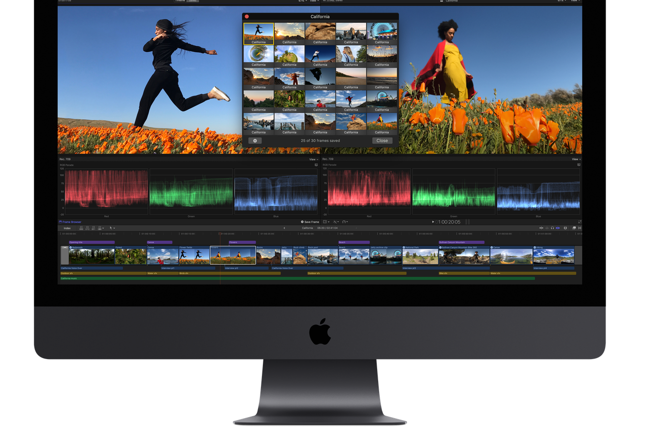 apple adds third party app integration to final cut pro x