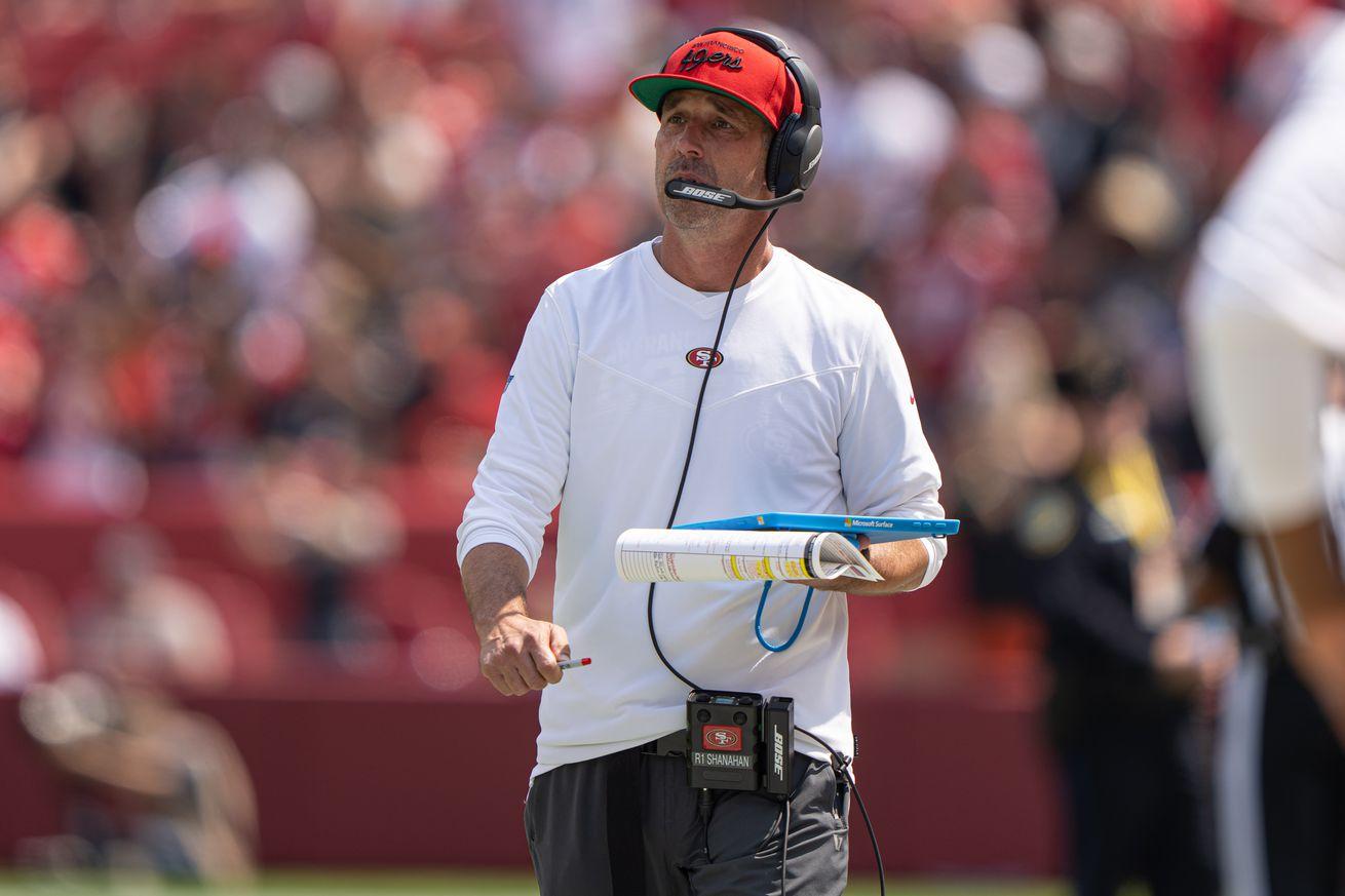 NFL: Las Vegas Raiders at San Francisco 49ers