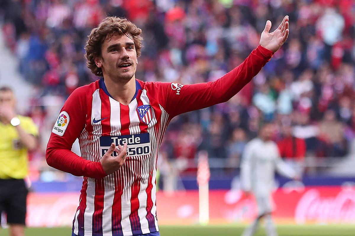 Image result for Griezmann  wallpaper 2019
