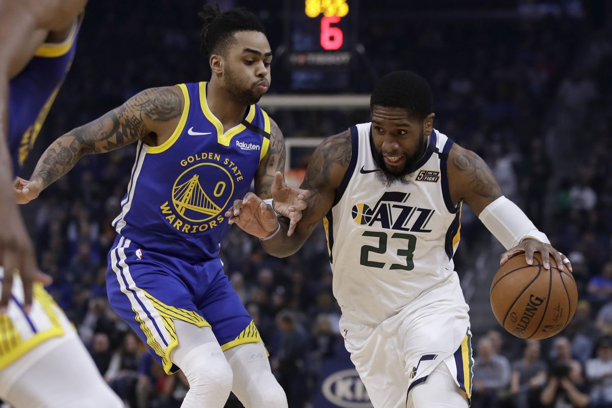3 takeaways from the Utah Jazz's 129-96 win over the Golden State Warriors