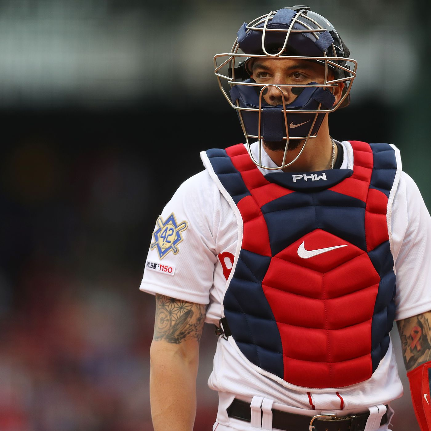 Red Sox DFA Blake Swihart, set to purchase Sandy Leon's contract ...