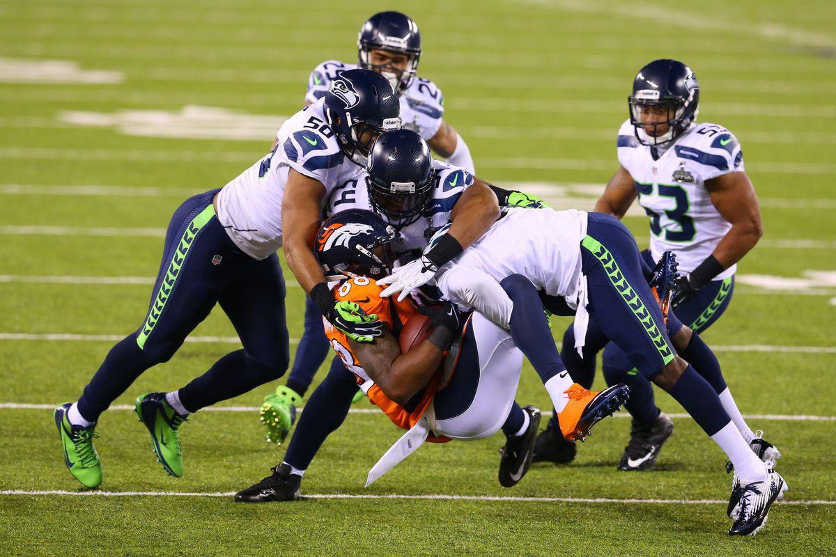 98976811b Super Bowl 2014 final score for Seahawks vs. Broncos  Seattle defense  dominates in 43-8 win