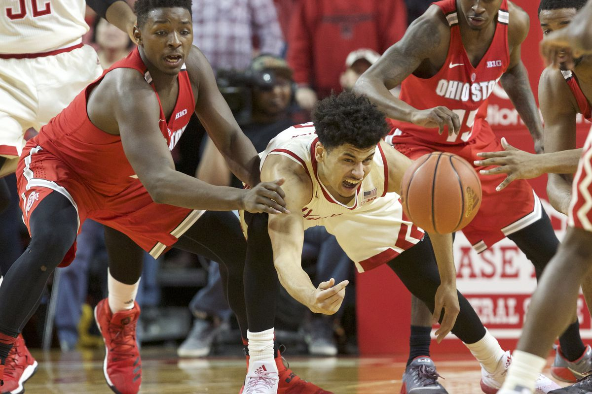 Nebrasketball: Nebraska vs. Ohio State Game Thread